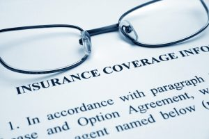 Insurance coverage forms
